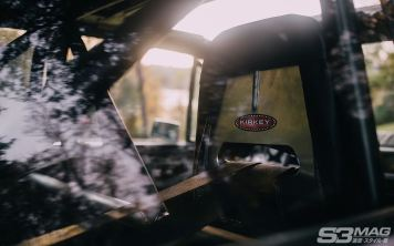 Kirkey racing seat BMW