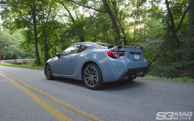 2018 Toyota 86 Review
