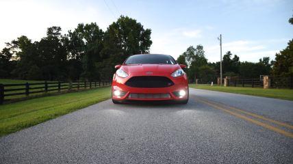 Fiesta ST Borg Warner