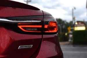 Mazda6 tail lights