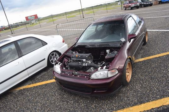 swapped Honda