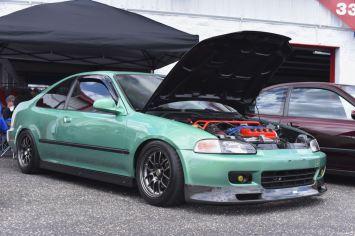 midori Civic coupe