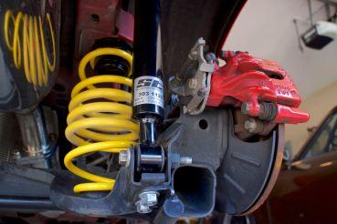 Fiesta ST coilovers ST suspension