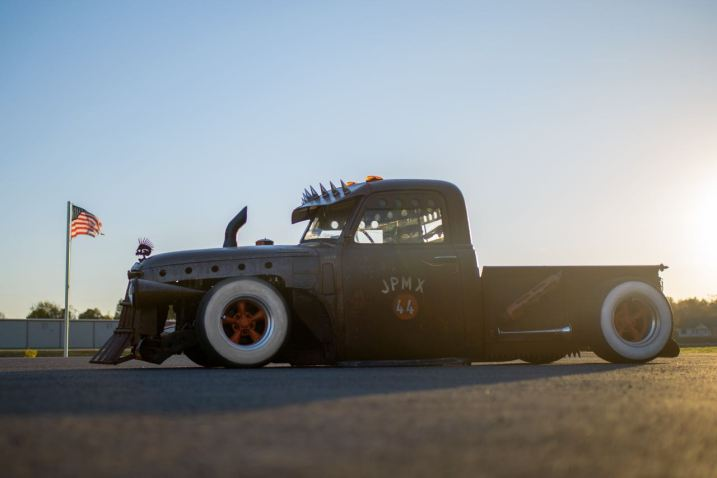 49 Chevy rat rod
