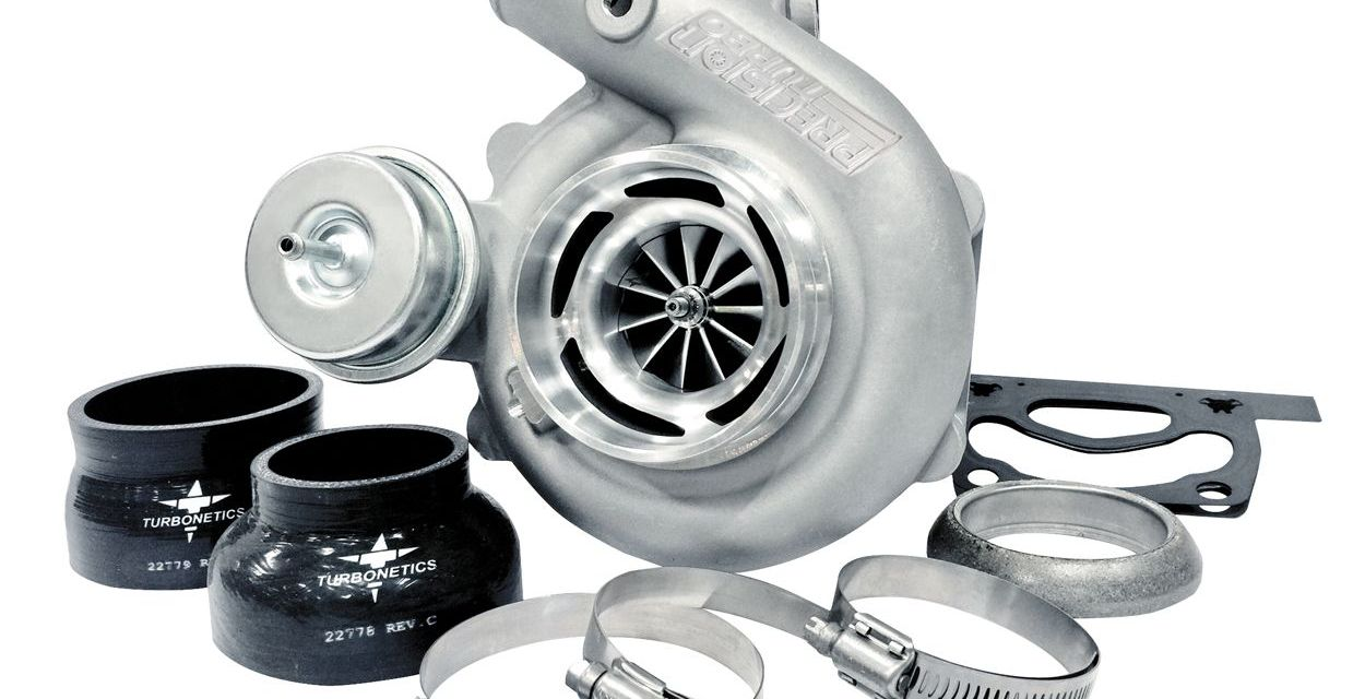 Ecoboost Mustang bolt-on big turbo upgrade: From Precision Turbo