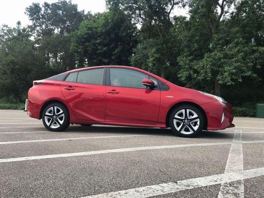 Toyota Prius value depreciation