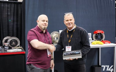 TURN 14 Distribution Announces StopTech Supplier of the Year