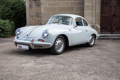 KW Dampers Developed for Porsche 356