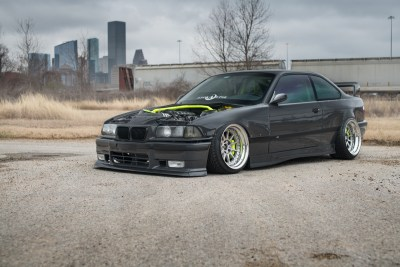 LS BMW E36 M3| Real People. Not Actors.