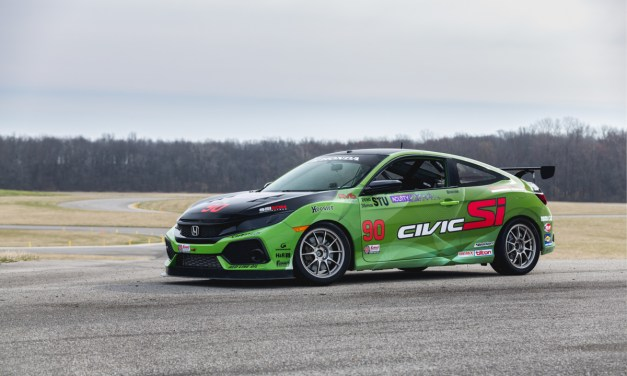 Civic Type R Motor Swapped Honda Civic SI