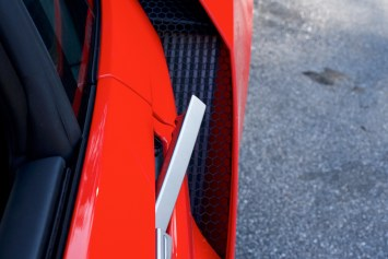 Acura NSX door handle
