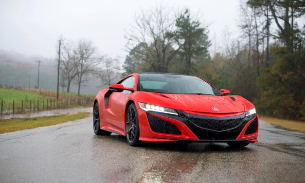 Acura NSX Review