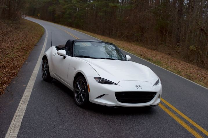 2019 MX-5 engine specs