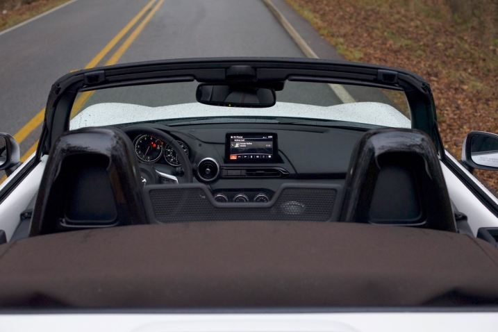ND MX-5 interior