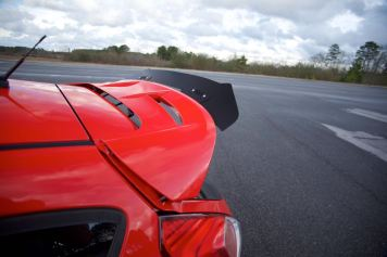 Fiesta ST Vega wing
