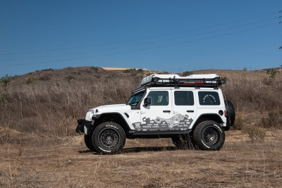 Getting Elevated: Overland Jeep JL
