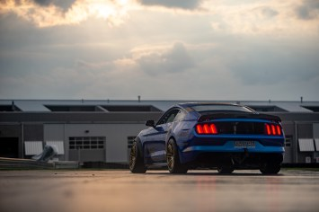 LS Swapped Mustang