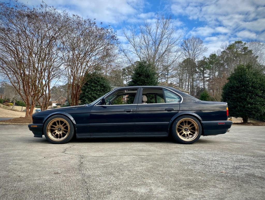 BMW cosmos wheels