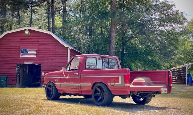 Bricknose F150 Barn Truck: Project