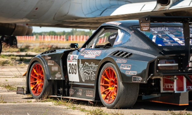 Carbon Fiber Datsun 240Z