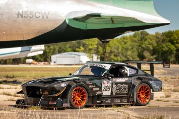 Datsun 240Z time attack