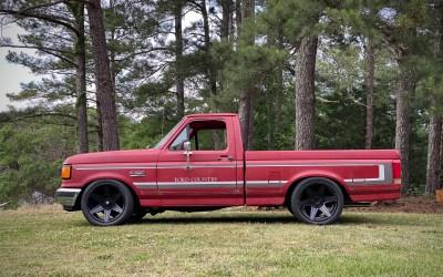 Barn Truck F150 update
