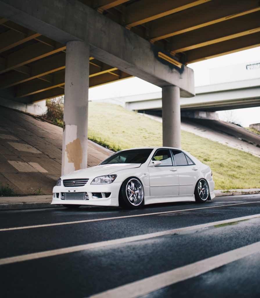 Chargespeed Altezza