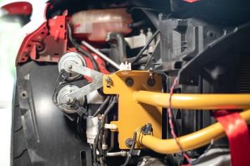 TB Performance Fiesta ST crash bar install