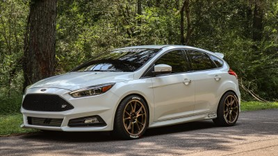 TB Performance // Chassis Bracing for the Focus ST
