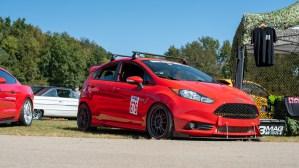 Fiesta ST autocross