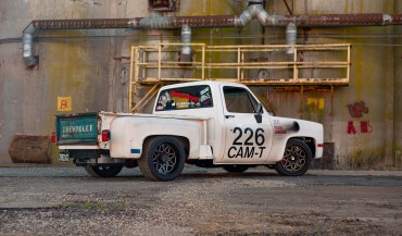 turbo diesel chevy C10