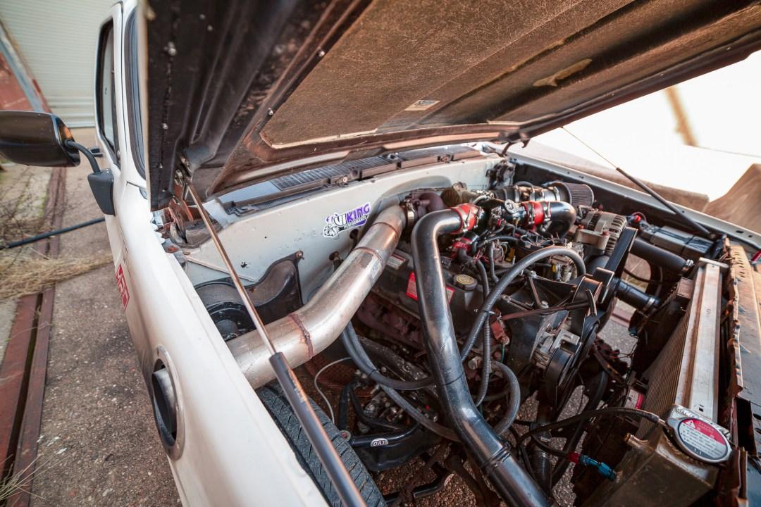 turbo diesel swap C10