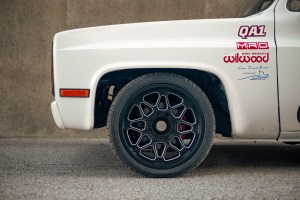 autocross Chevy truck