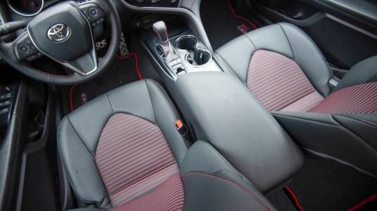 Camry TRD seats