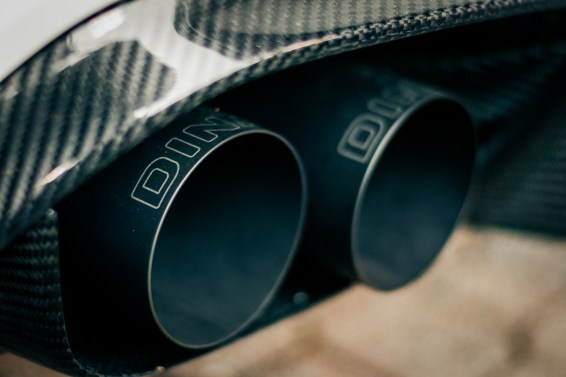 BMW M2 exhaust