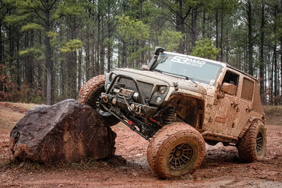 Steer Smarts Jeep JK JKU