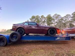 Porsche 944 fuel pump