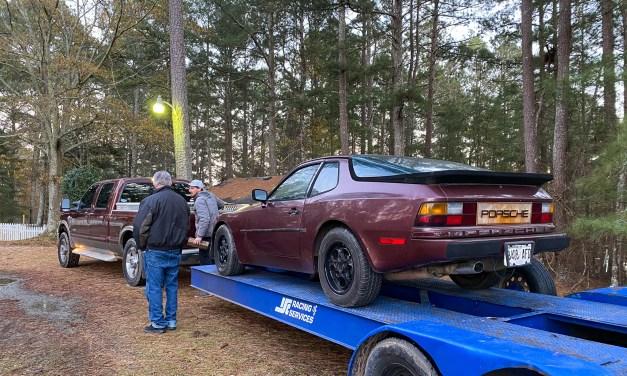 Project Porsche 944