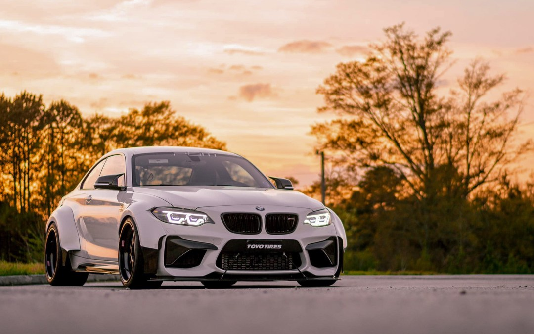 Widebody Dinan BMW M2
