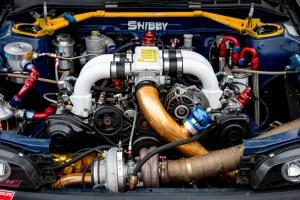 Cosworth subaru