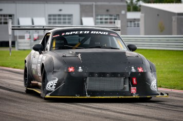 NA miata race car