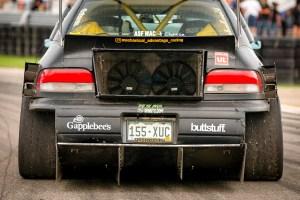 Subaru WRX STi cooling