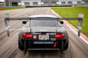 Miata race wing