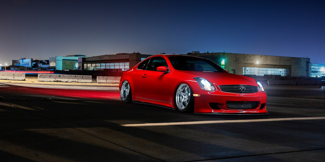 G35 Coupe so clean