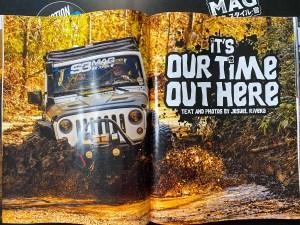 Jeep GA traverse