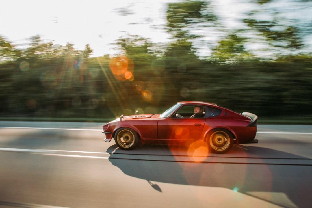 turbocharged Datsun