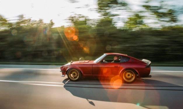 """Over My Dead Body"" // RB25DET-swapped Datsun 280z"