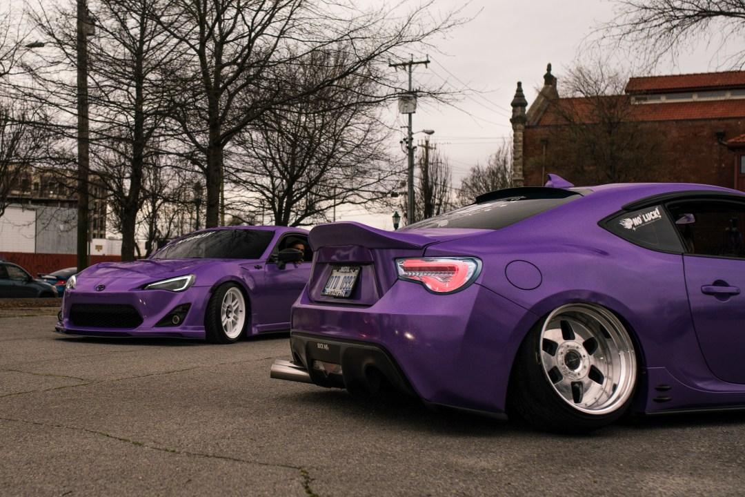 Purple FRS