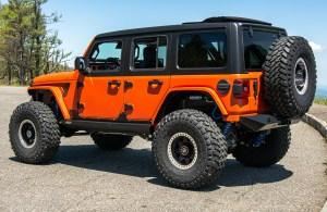 Rubitrucks Jeep