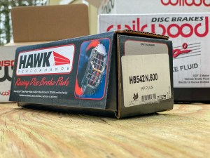 Hawk HP+ pads
